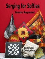 £6 Stitch Bits by Jennie Rayment Brand new Free P/&P 18 Easy Projects